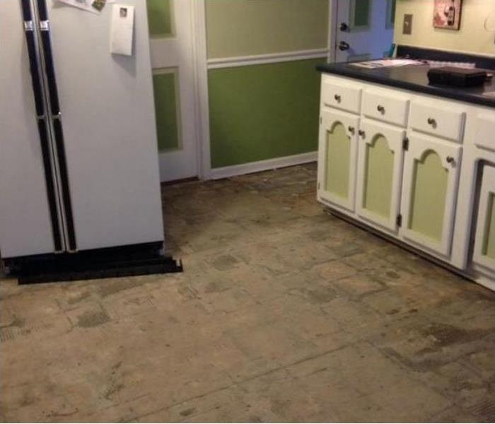 Leak Led to Flooring Damage in Gallatin After