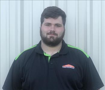 Picture of male employee, Production Technician Jonathon