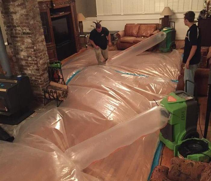 Floor Tenting in Hendersonville, TN Home