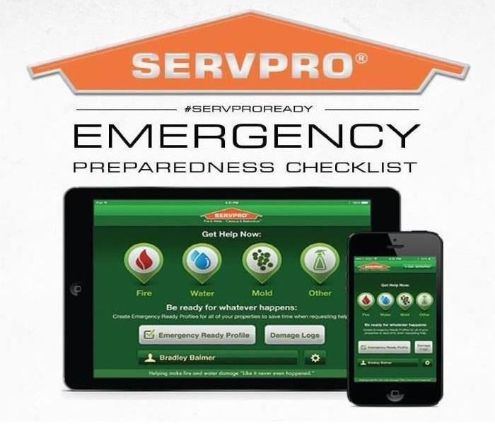 Commercial The SERVPRO® Emergency READY Profile® Advantage
